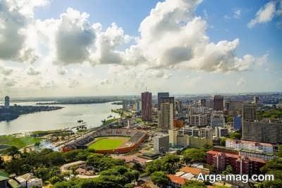 خصوصیات کشور ساحل عاج