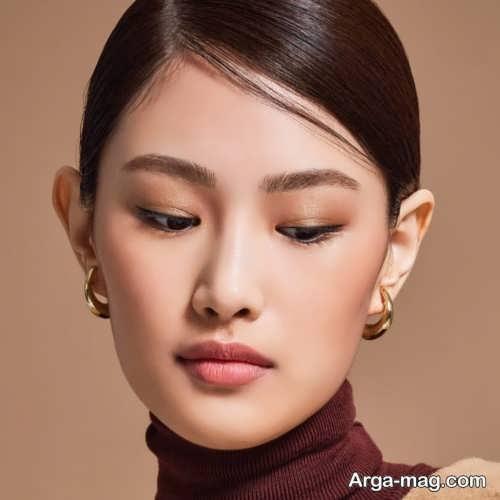 میکاپ چشم زنانه و خاص