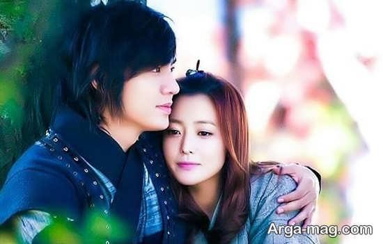 انواع متفاوت عکس عاشقانه کره ای