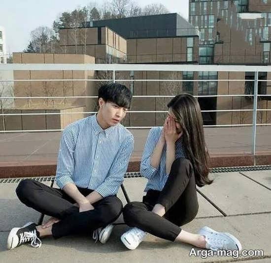 انواع خاص عکس عاشقانه کره ای