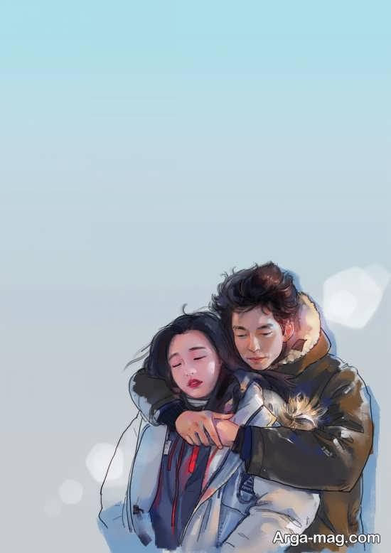 تصویر پروفایل فانتزی کره ای