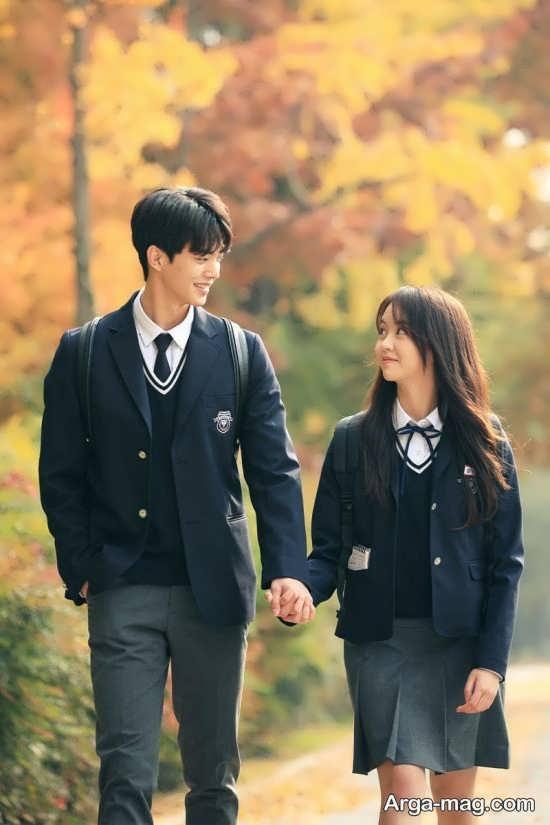 عکس عاشقانه کره ای زیبا و باحال