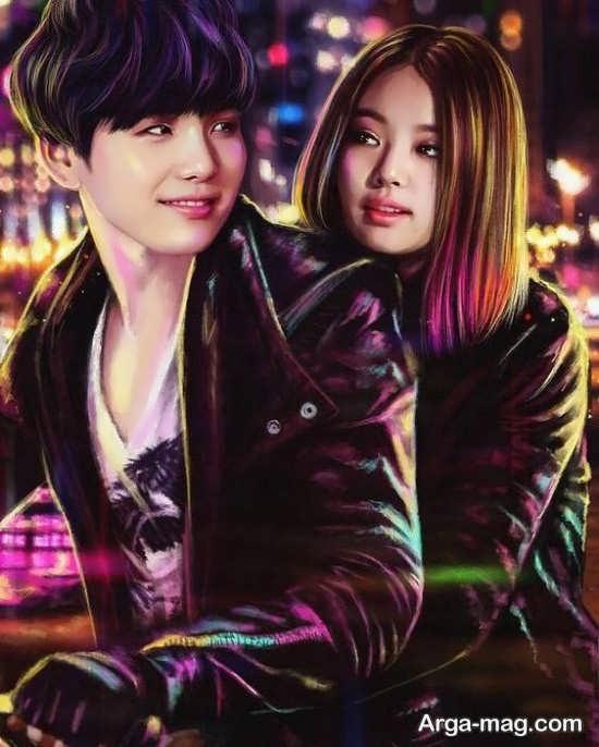 تصویر پروفایل جذاب کره ای