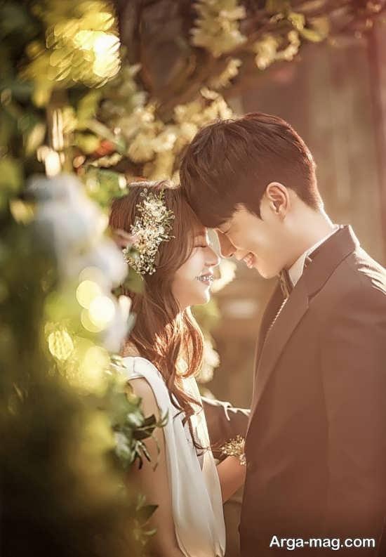 سری اول تصویر پروفایل عاشقانه کره ای