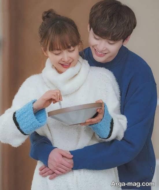 سری اول عکس عاشقانه کره ای