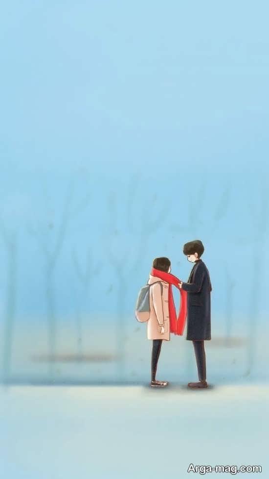 عکس پروفایل کارتونی کره ای