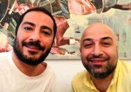 عکس ها نوید محمدزاده در کنار همسرش، فرشته حسینی