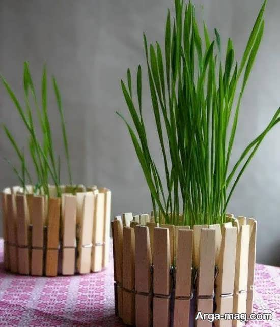 ایده هایی کاربردی برای درست کردن گلدان با قوطی کنسرو