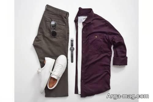 ست لباس برای استایل کژوال