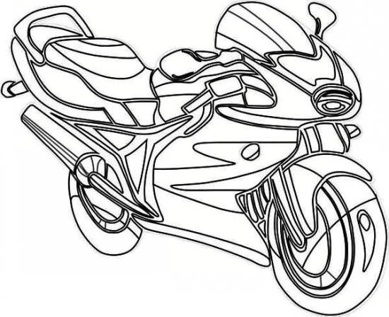 رنگ آمیزی موتور سیکلت