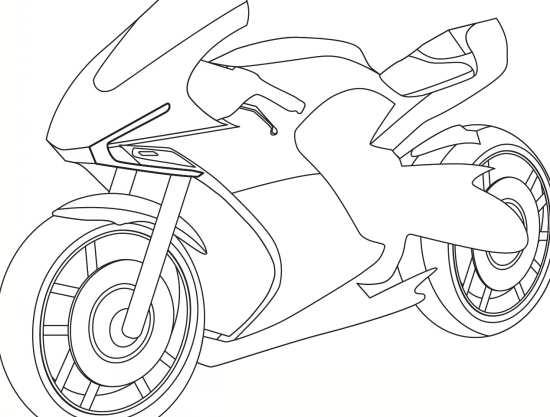 رنگ آمیزی موتورسیکلت
