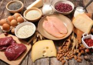 بهترین مواد غذایی عضله ساز برای بانوان