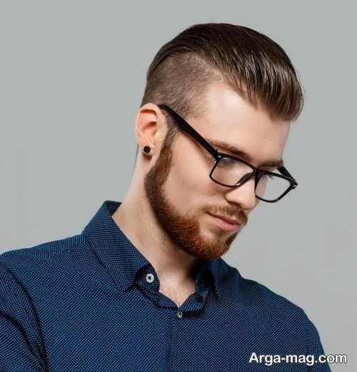 مدل مو خاص مردانه