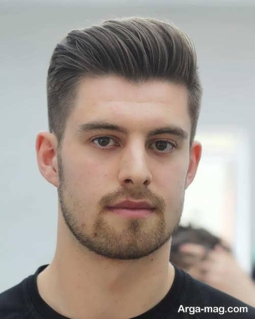 مدل موی اداری مردانه
