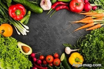 فواید رژیم غذایی