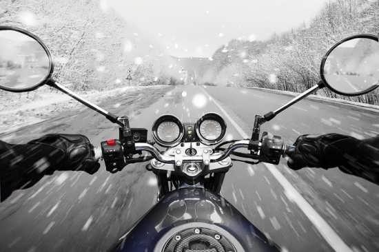 تصویر پروفایل جالب موتور سواری