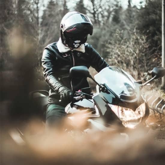 انواع زیبا عکس پروفایل موتور سواری