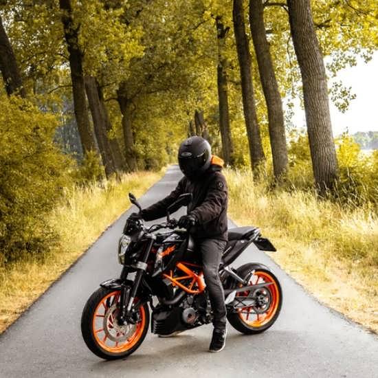 تصویر پروفایل جدید موتور سواری