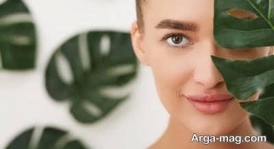 زیبایی پوست با مصرف گیاه گلرنگ