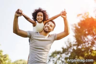 متن عاشقانه و دلنشین برای پدر