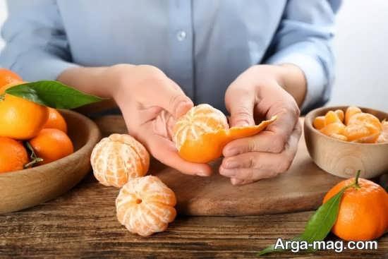 خواص خوردن نارنگی در بارداری