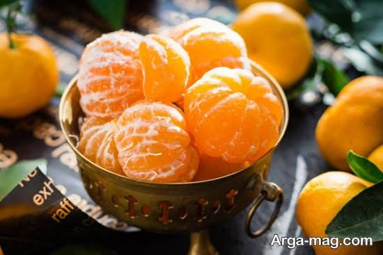 مشکلات خوردن نارنگی در حاملگی