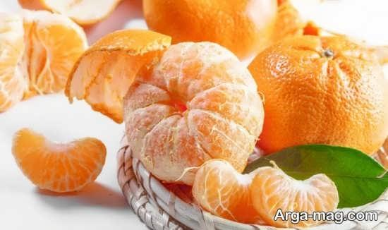 فواید مصرف نارنگی در بارداری