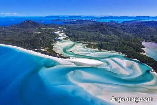 معرفی جزیره های زیبای استرالیا