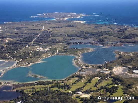 آشنایی با جزایر زیبای استرالیا