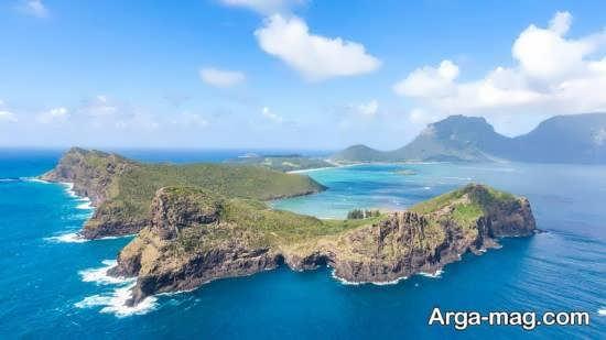 جزیره های شگفت انگیز استرالیا