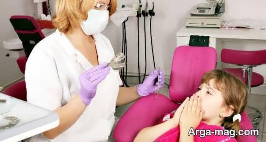 مهمترین علل ترس کودک از دندانپزشکی