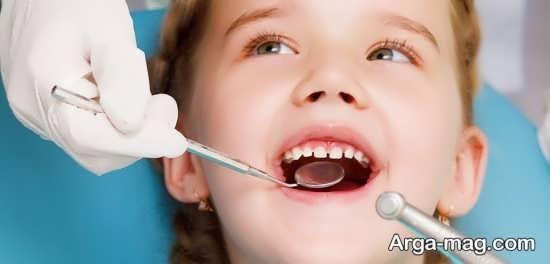 تاثیر دندان پزشک در رفع ترس کودک
