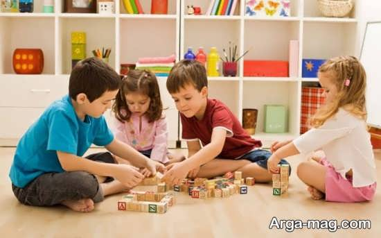 علت مهم فعالیت زیاد کودکان