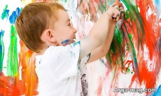 مدیریت و کنترل فعالیت زیاد کودکان