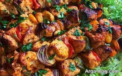 پیشنهاد آشپزی برای آخر هفته با منوی ترکی