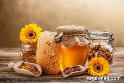 نحوه مصرف عسل