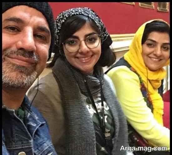عکس های خانوادگی مرحوم علی سلیمانی