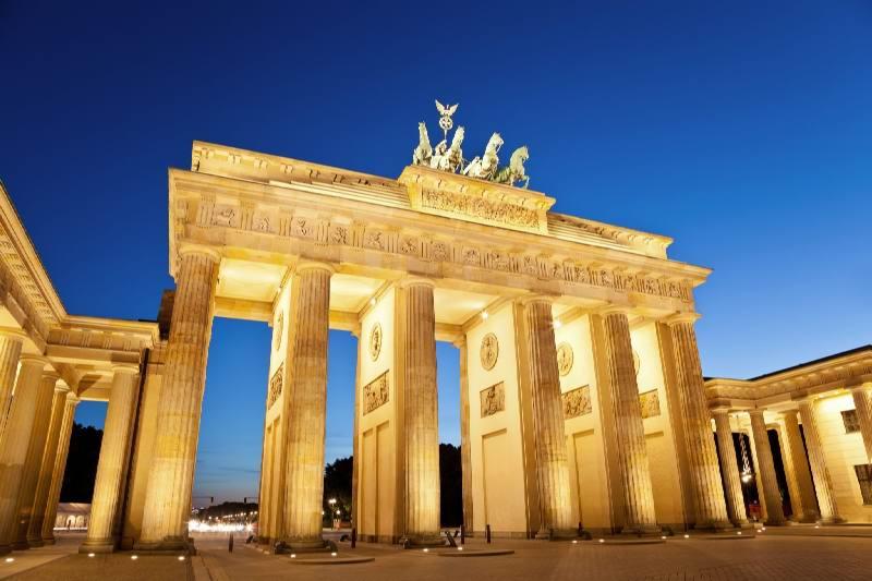دیدنی های دروازه براندنبورگ برلین