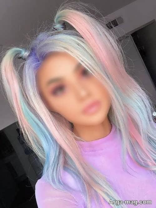 مدل مو زنانه خرگوشی