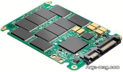 تاریخچه حافظه SSD