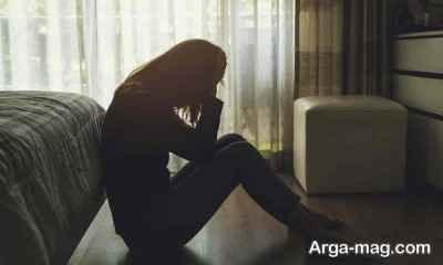 افسرده شدن در طی شب