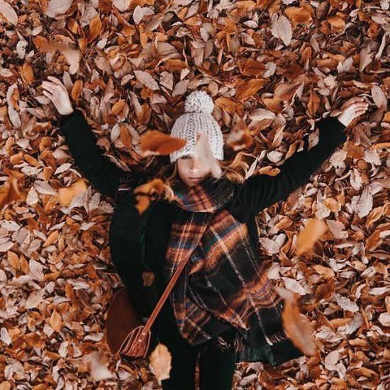 تصویر پروفایل دوست داشتنی پاییز