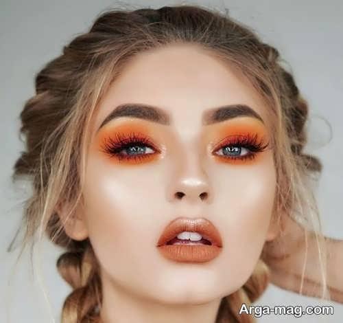 آرایش دخترانه برای فصل پاییز