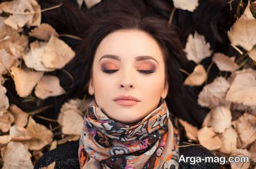 آرایش برای فصل پاییز