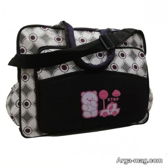 نمونه کیف های خاص لوازم نوزاد