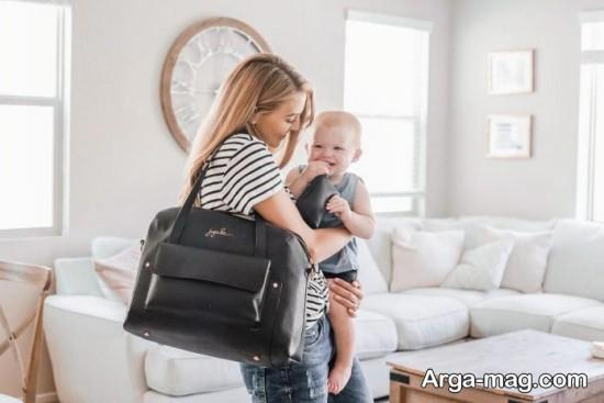 انواع کیف جالب لوازم نوزاد