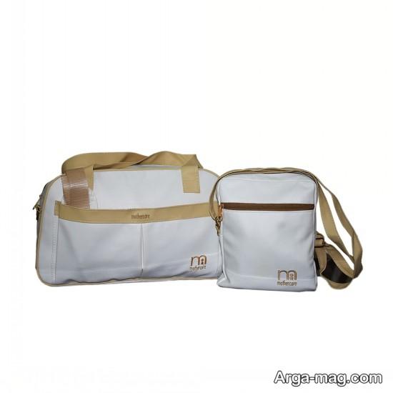 انواع کیف لوازم نوزاد با طرح زیبا