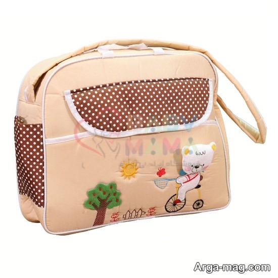 کیف شیک و متفاوت لوازم نوزاد