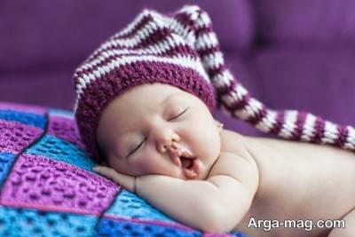 عوارض پیشانی برآمده نوزادان