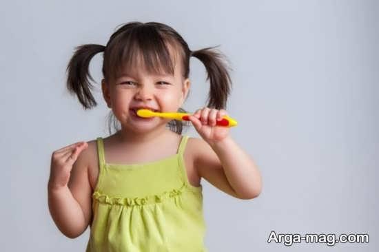 نحوه درمان بوی بد دهان کودک
